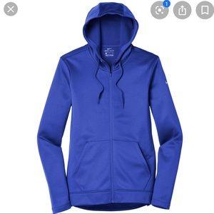 Nike ThermaFit S hoodie zip jacket